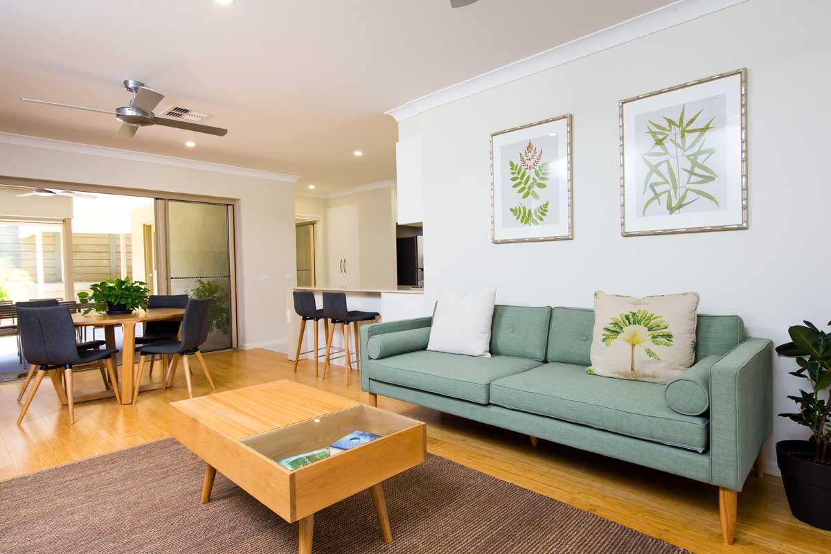 Unit 22 Lounge Room