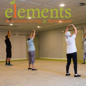 OUR WEEKLY TAI CHI