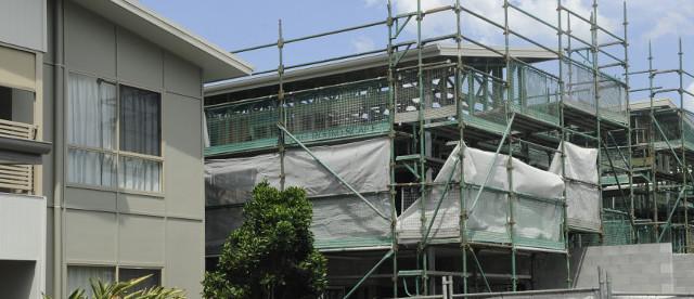 Stage 1B Elements Retirement Village Construction 12/11/12